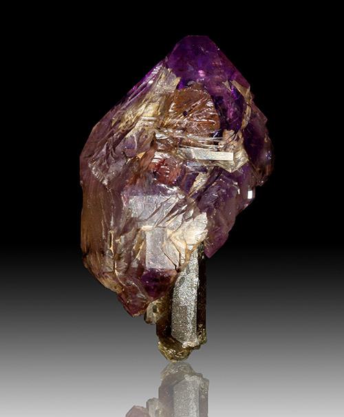 Superb Amethyst Scepter